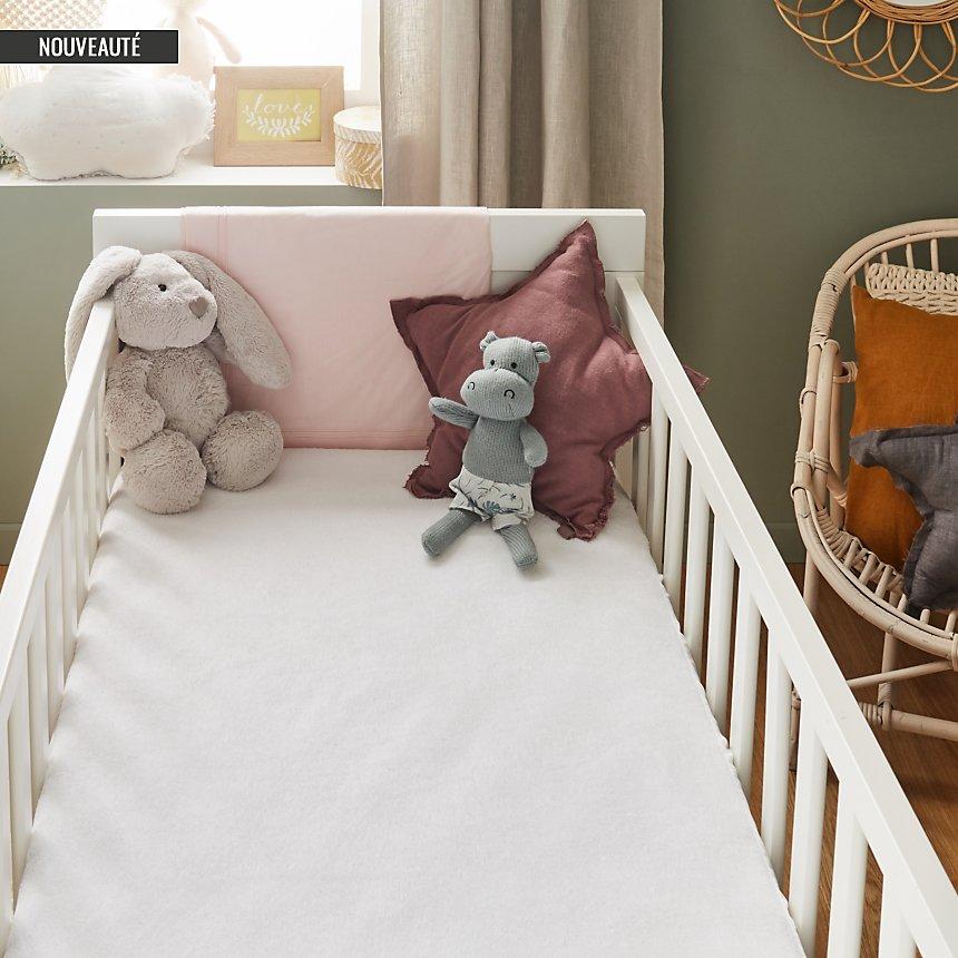 Protège-matelas bébé imperméable Greenfirst P'TIT LIT
