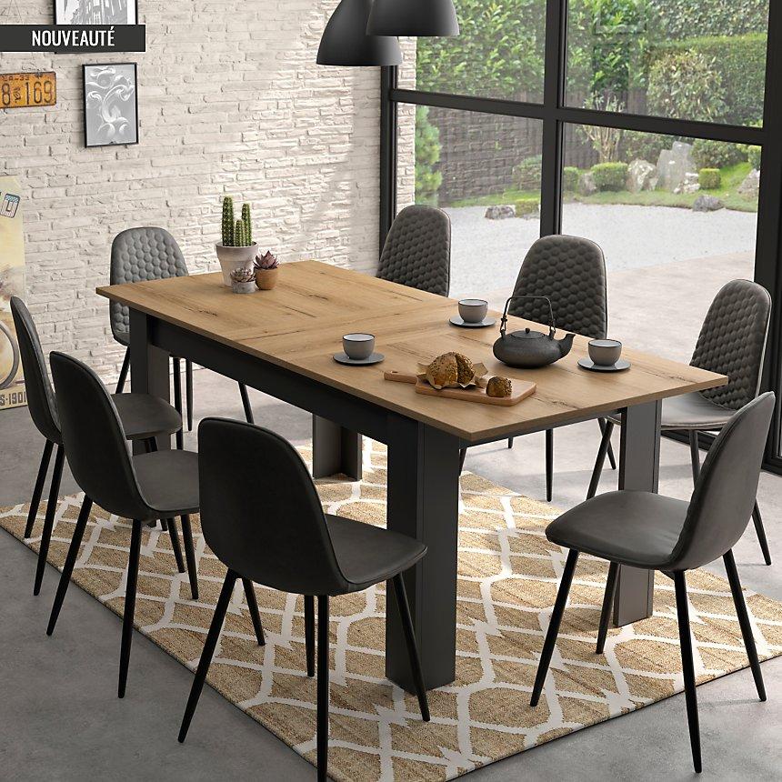 Table rectangulaire Garance