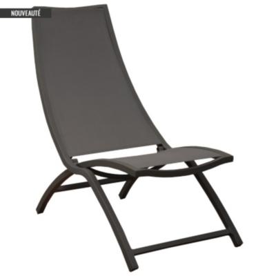 Lot de 2 fauteuils Summer pliant PRO  LOISIRS