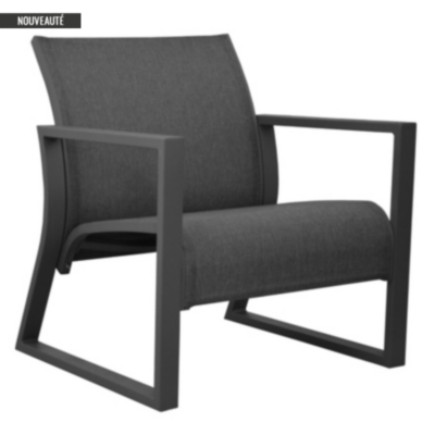 Lot de 2 fauteuils Lounge Quenza OCEO