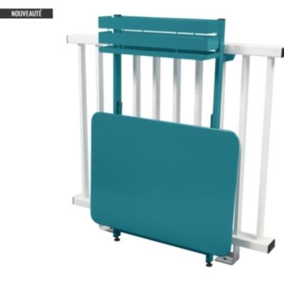 table rabattable fermob bistro balcon. Black Bedroom Furniture Sets. Home Design Ideas