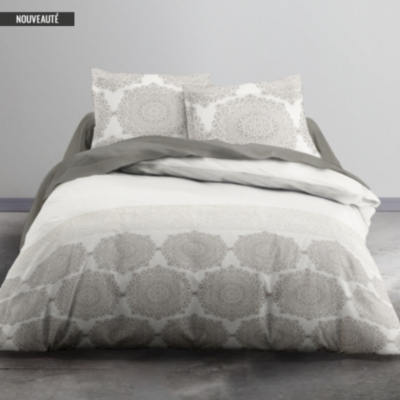 Parure de lit zippée Salombo MAWIRA