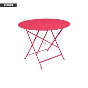 Tables de jardin rose camif - Table jardin rose toulon ...