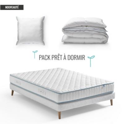 Pack Prêt-à-dormir Zohra & Raphaël naturel CAMIF EDITION