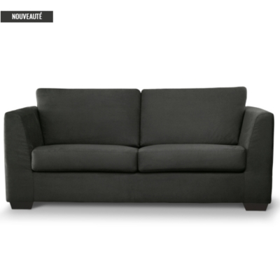 Fauteuil fixe cuir Barizey