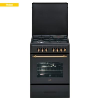 SAUTER SCM980E mixte Rétro noir