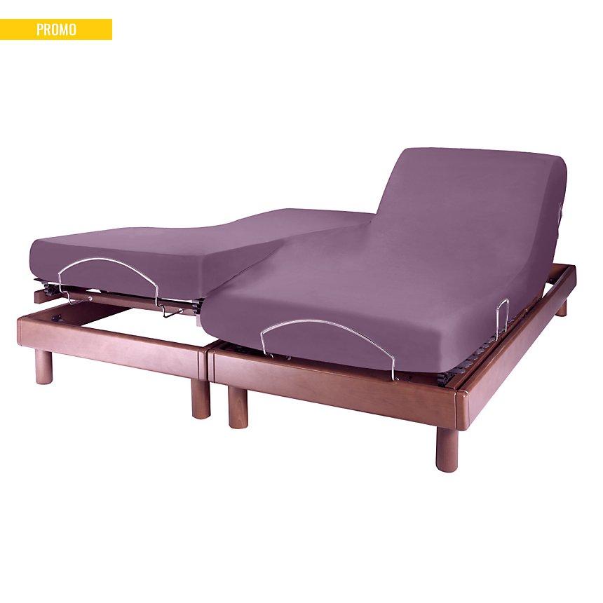 Drap housse pour lit de relaxation TUTTI  TEMPO confort