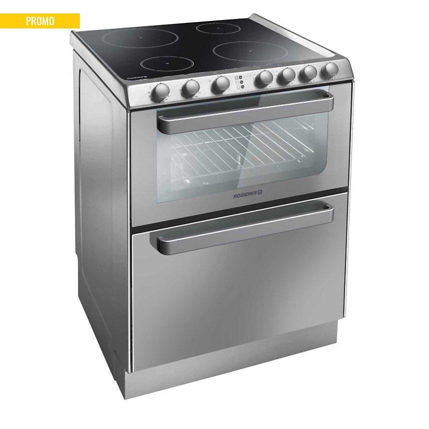 Lave-vaisselle combiné cuisson garantie 5 ans TRV60IN/U ROSIERES