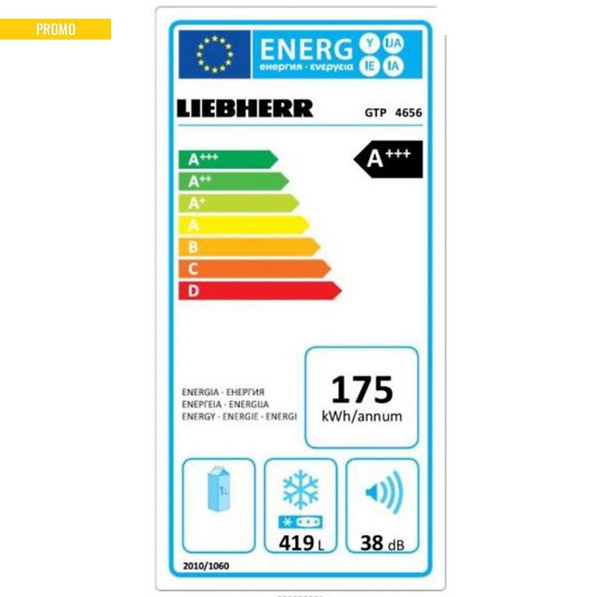 Congélateur LIEBHERR GTP4656-21  garanti 5 ans