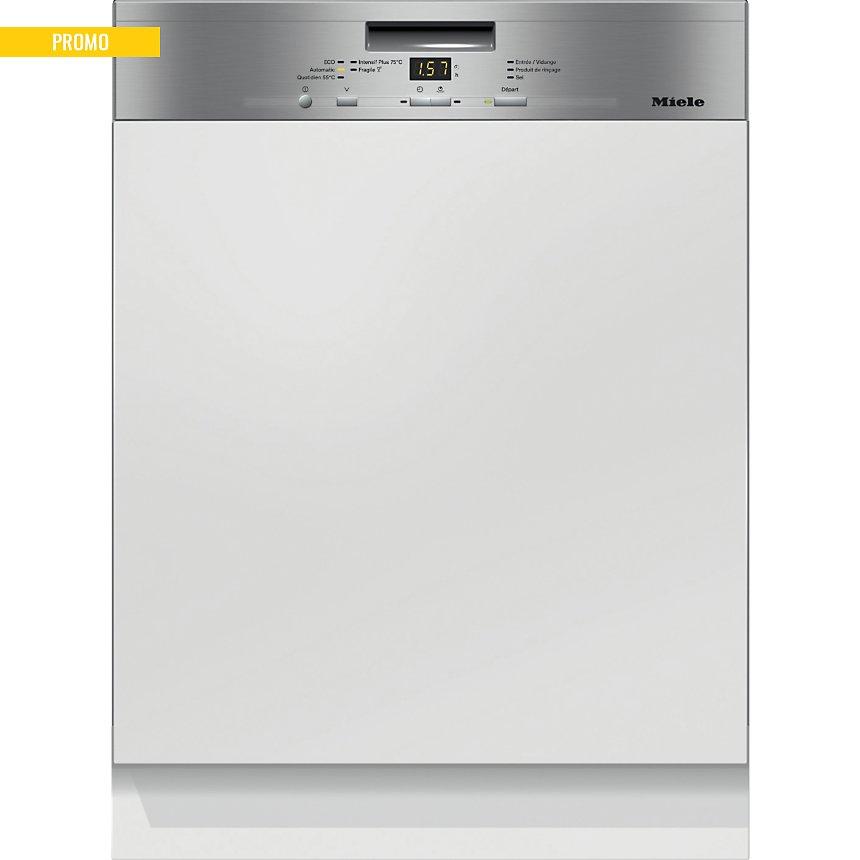 Lave vaisselle MIELE G4922IIN garanti 5  ans