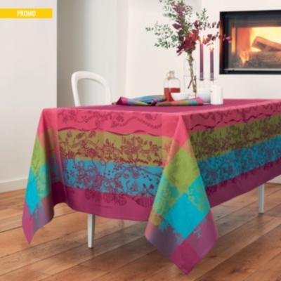 linge de table jardin extraordinaire garnier thiebaut. Black Bedroom Furniture Sets. Home Design Ideas