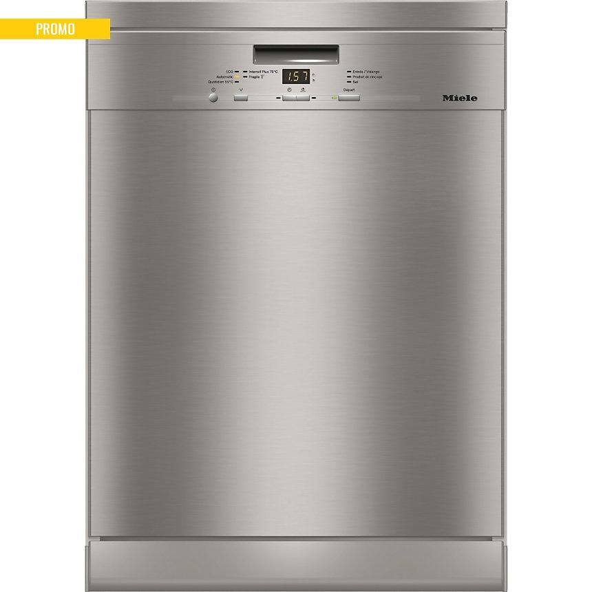 Lave vaisselle MIELE G4942SC inox  garanti 5 ans