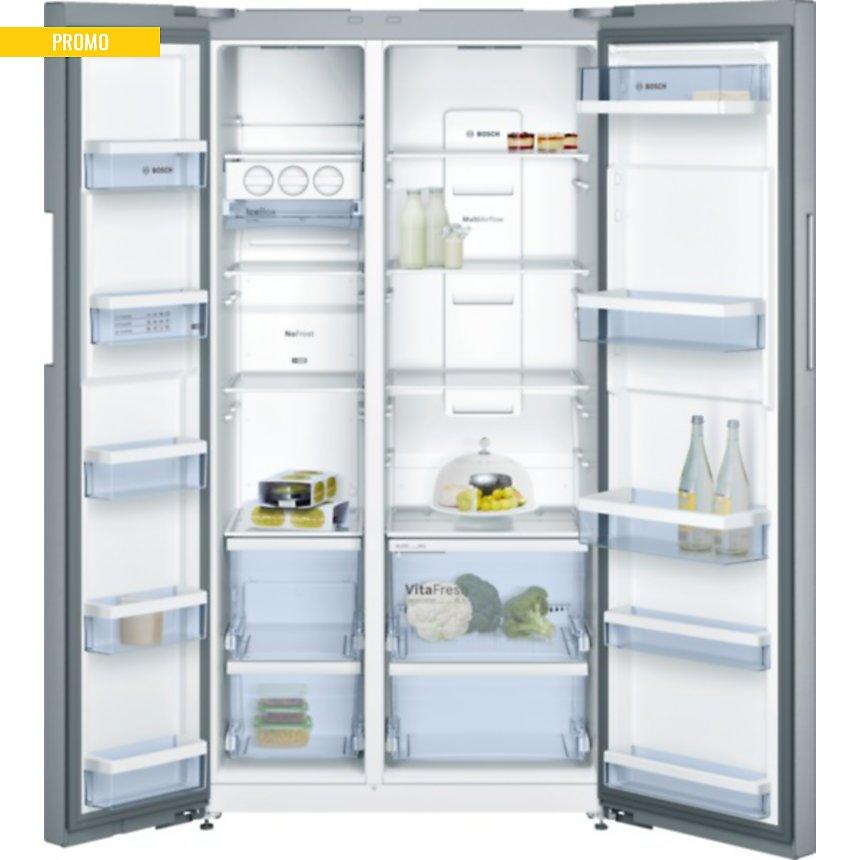 Réfrigérateur américain BOSCH KAN92VI35  garanti 5 ans