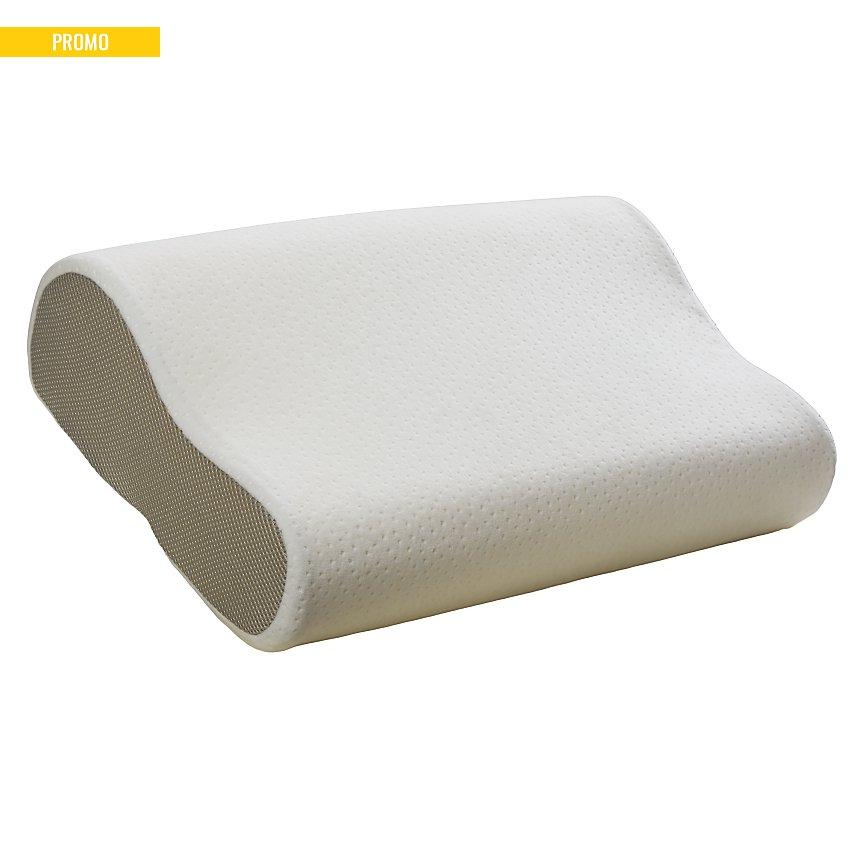 Oreiller ergonomique Ventilé 3D BULTEX