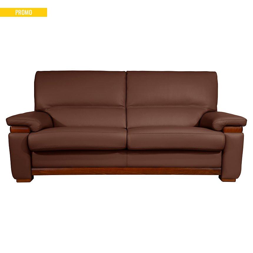 Canapé cuir JACQUES LELEU Lambert