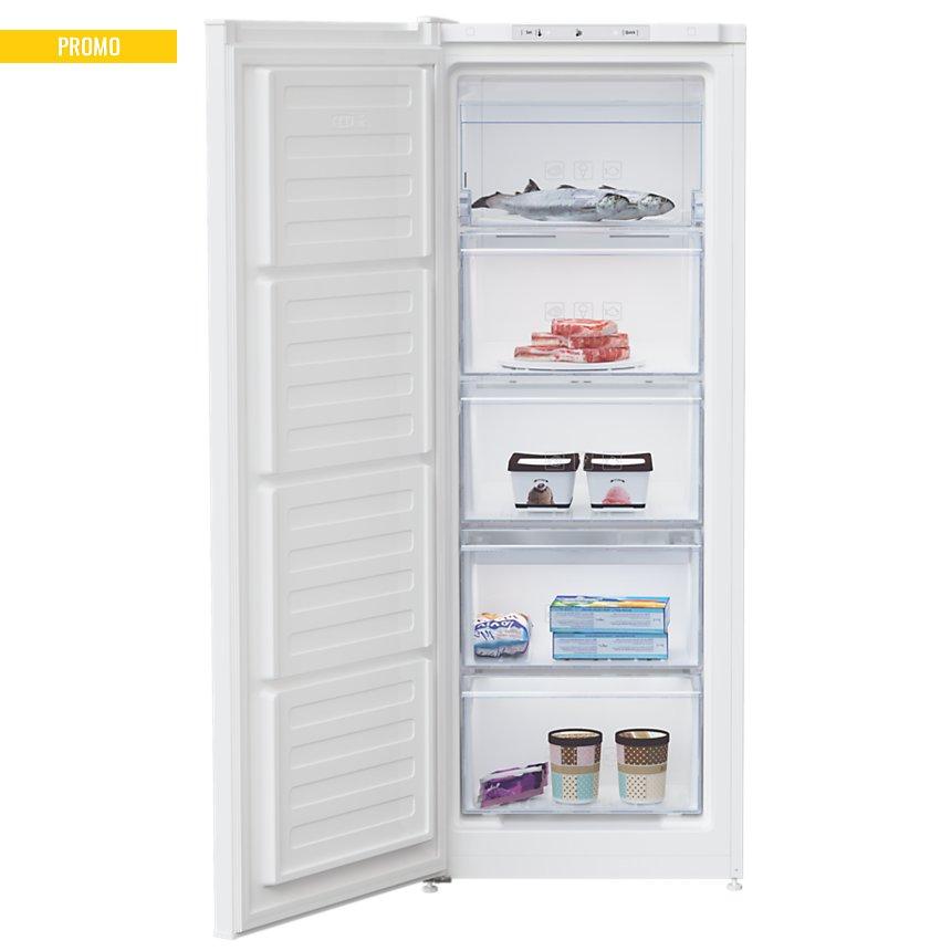 Congélateur armoire BEKO RFSE200T20W