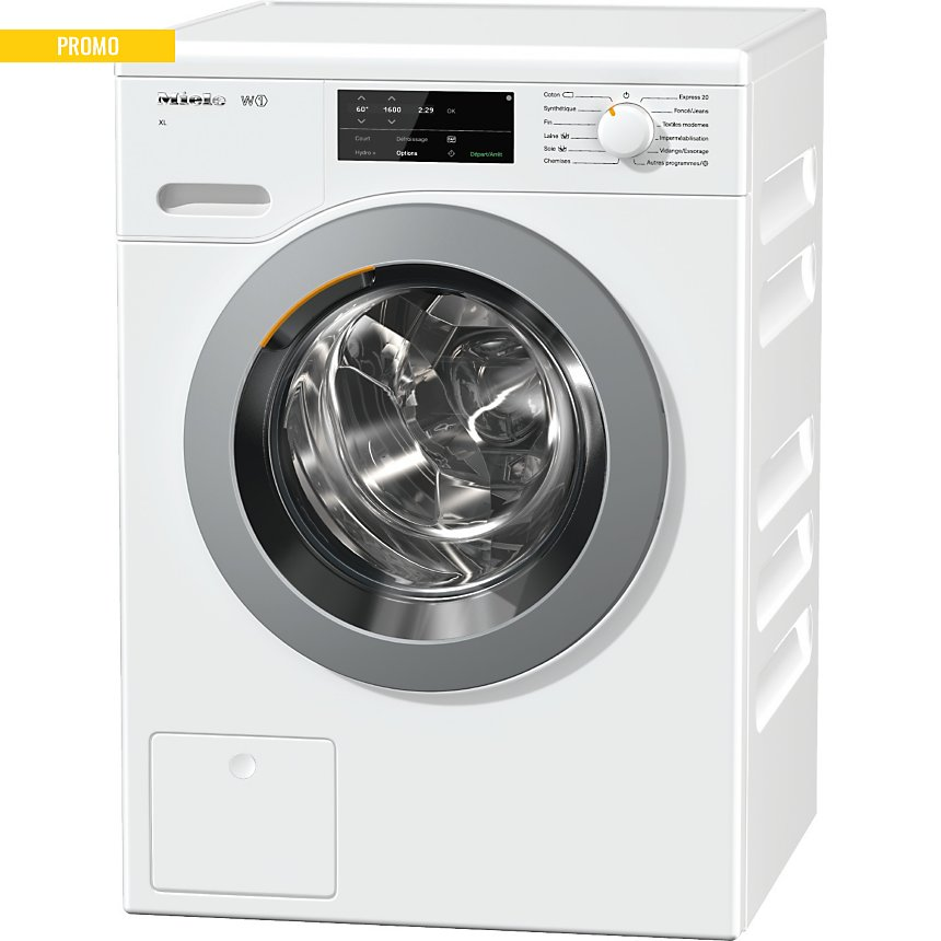 Lave linge MIELE WCG120 garanti 5 ans