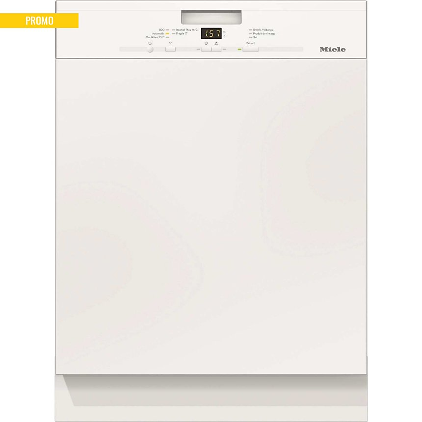 Lave vaisselle MIELE G4942SCIBB garanti  5 ans