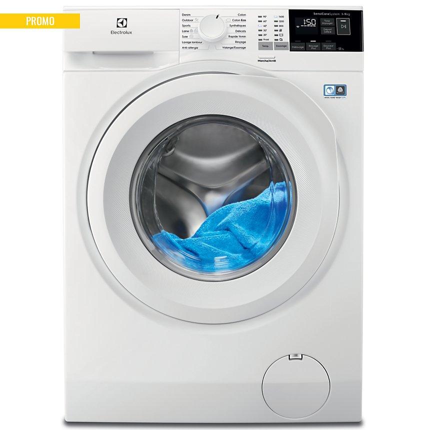 Lave-linge ELECTROLUX EW6F4111RA