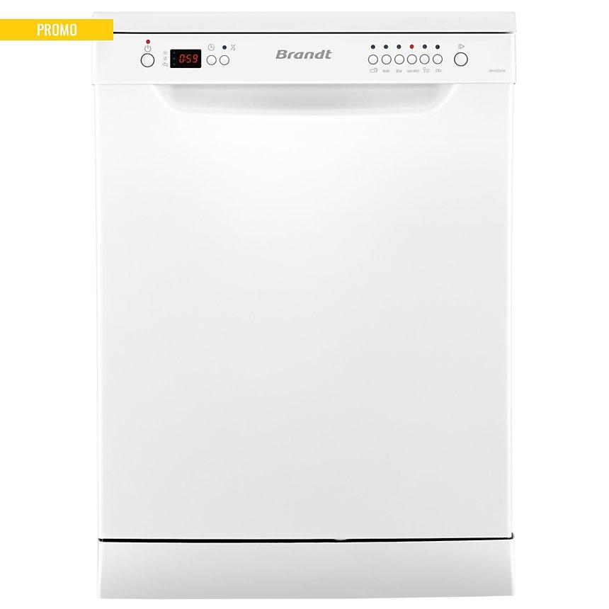 Lave vaisselle BRANDT DFH12227W