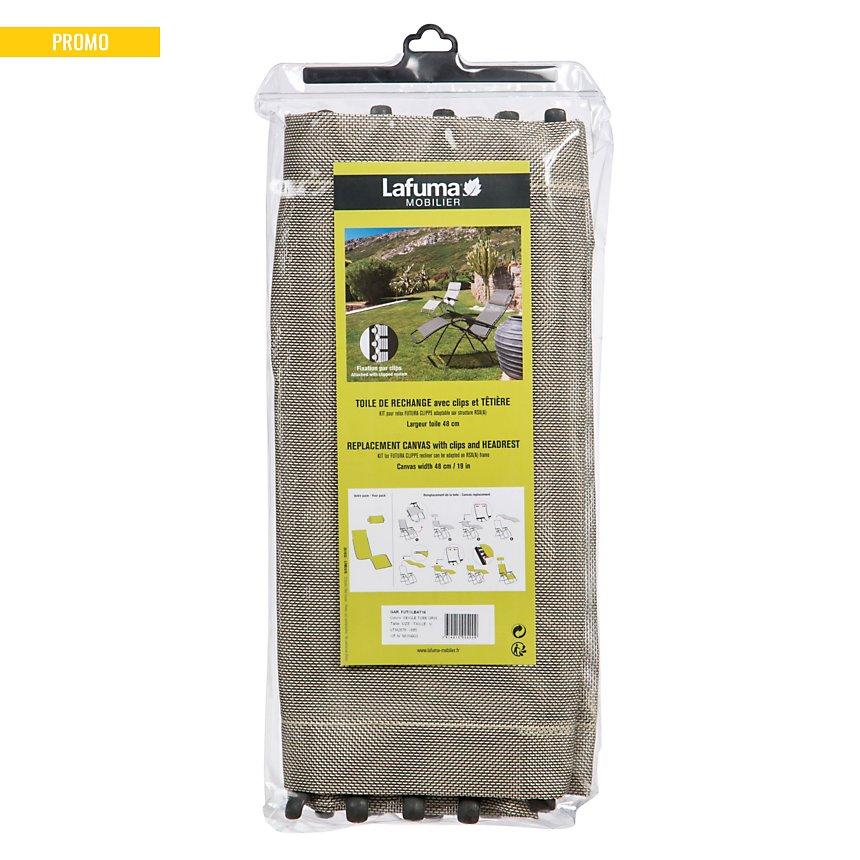 Toile de rechange Batyline pour Futura  Clip LAFUMA