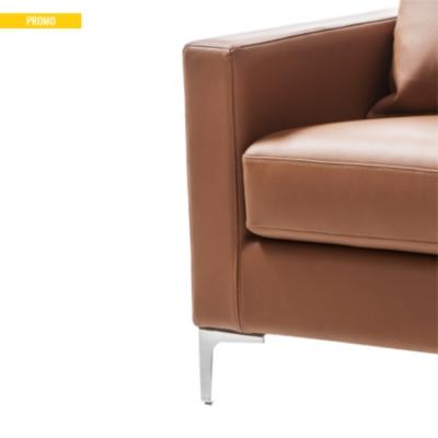 canap cuir jacques leleu lazare. Black Bedroom Furniture Sets. Home Design Ideas