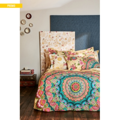 housse de couette percale sweet mandala desigual. Black Bedroom Furniture Sets. Home Design Ideas