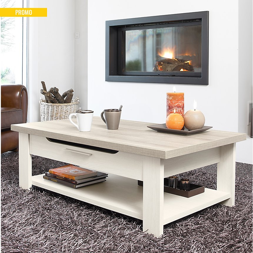 Table basse Glam