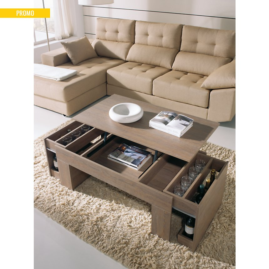 Porte Relevable Bouteille Table Gauvin Basse Qdhtrs