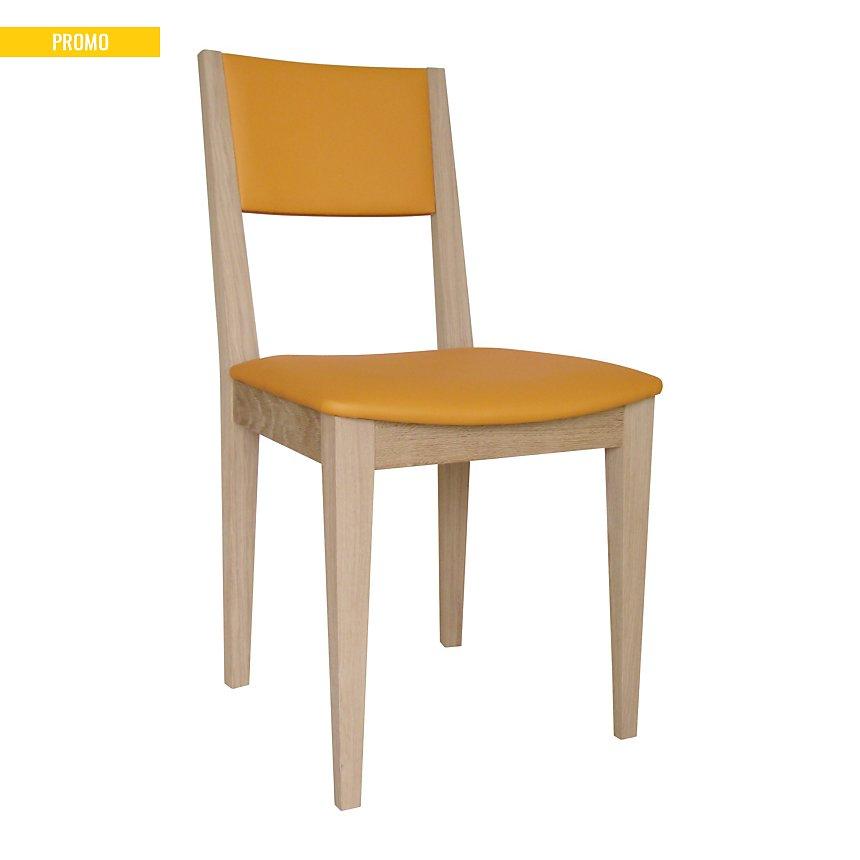 Lot de 2 chaises Saturne