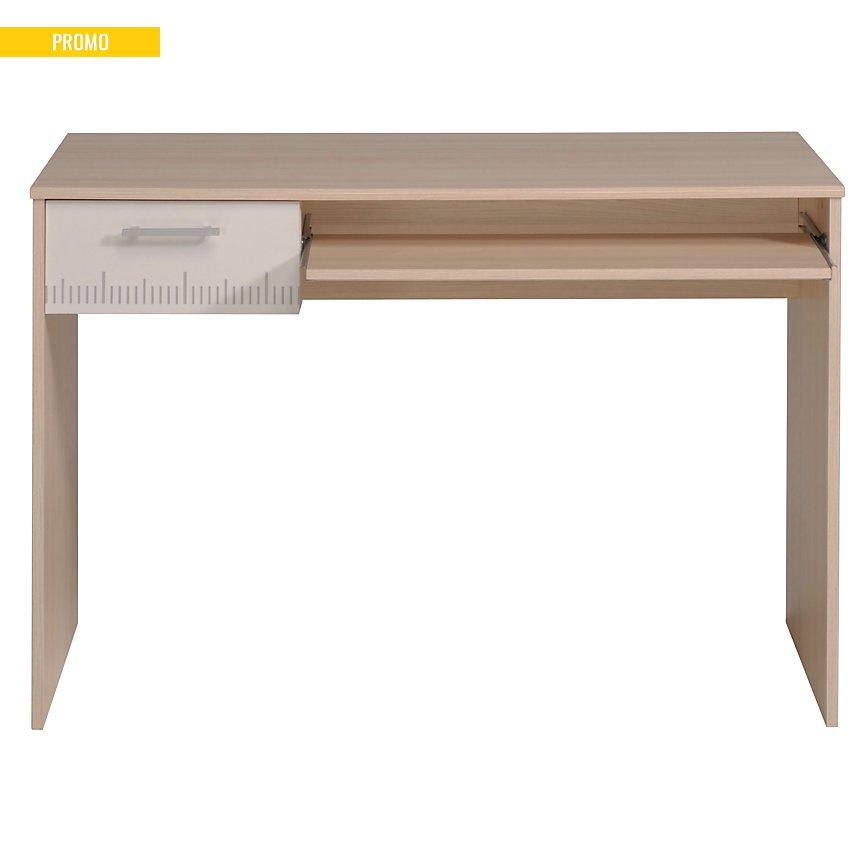 Bureau 1 tiroir Pierre