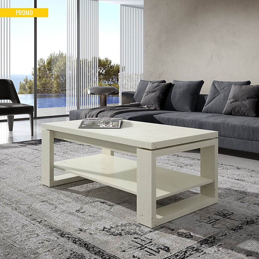Table basse relevable Gloria