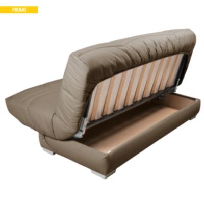 banquette clic clac gladys matelas 17cm clic clac. Black Bedroom Furniture Sets. Home Design Ideas