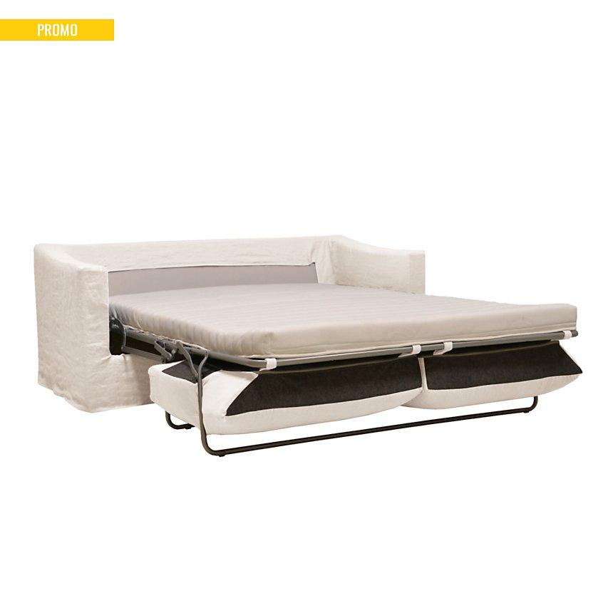 100% authentique 8d54a 76465 Canapé convertible lin froissé Palavas