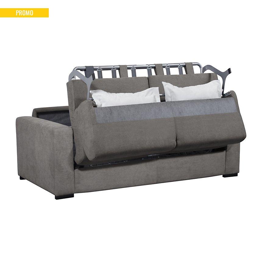 Canapé convertible tissu antitache  Ernest