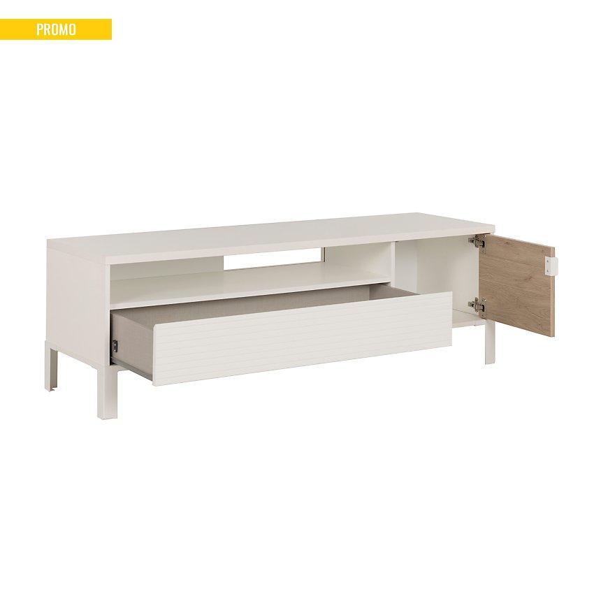 Banc TV 1 porte, 1 tiroir Gaby, GAMI