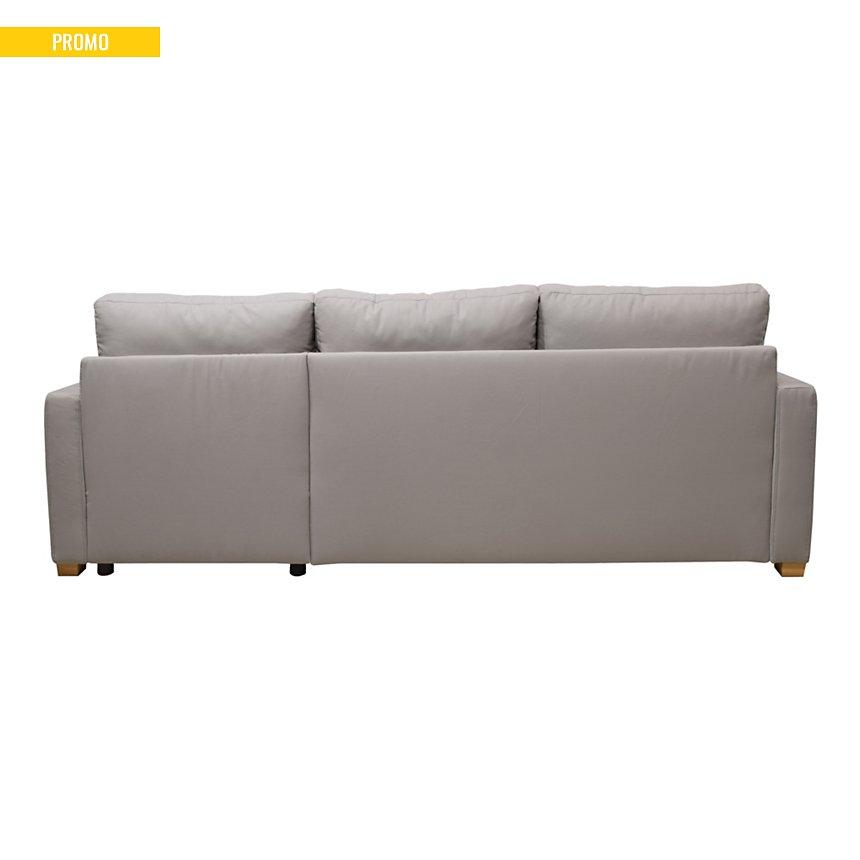 Canapé d'angle convertible & réversible coton Bio Pratz