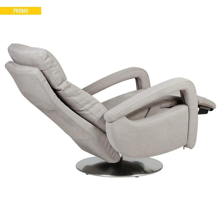 Fauteuil de relaxation microfibre Buxy