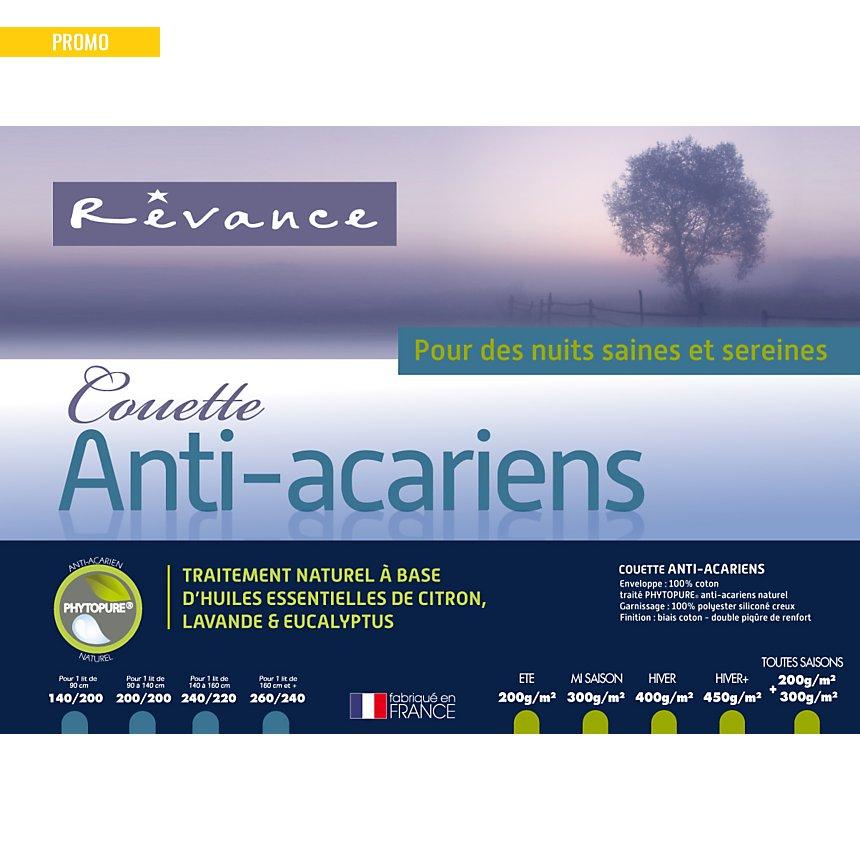 Couette Phytopure REVANCE, légère