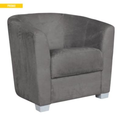 fauteuil cabriolet microfibre florida - Cabriolet Fauteuil