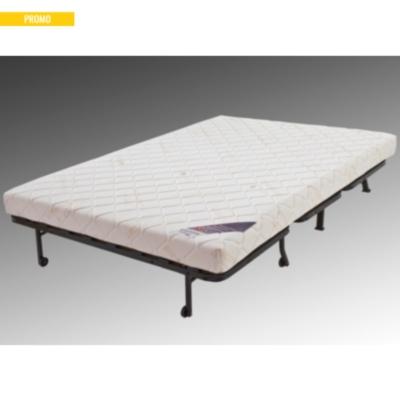 banquette bz gentiane matelas 12 cm. Black Bedroom Furniture Sets. Home Design Ideas