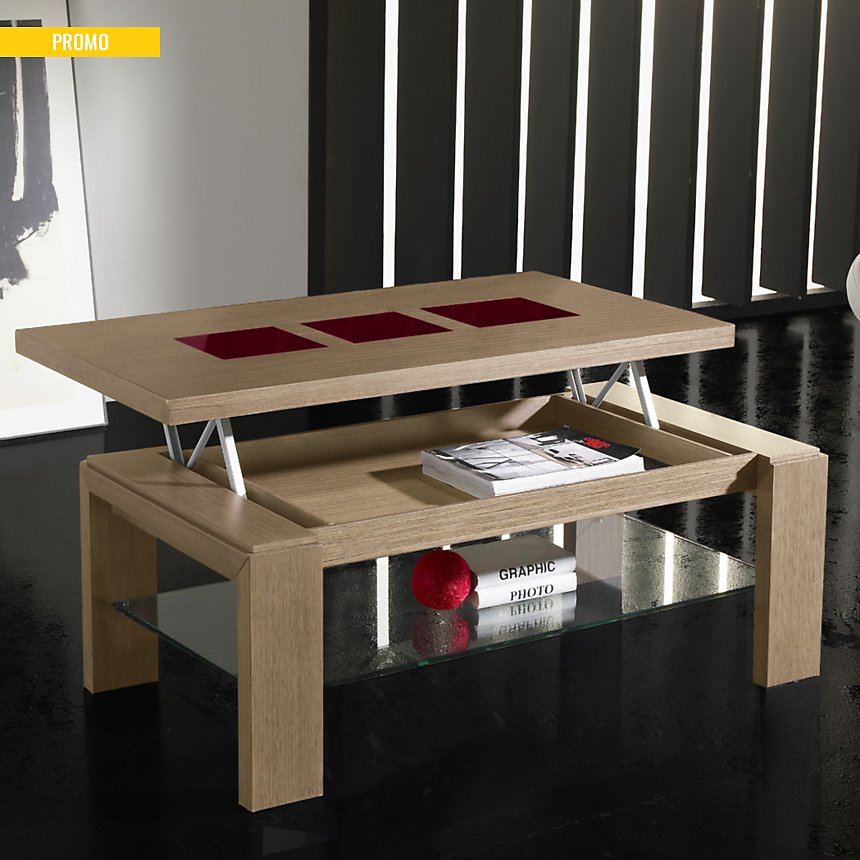 Table Basse Relevable Grenade