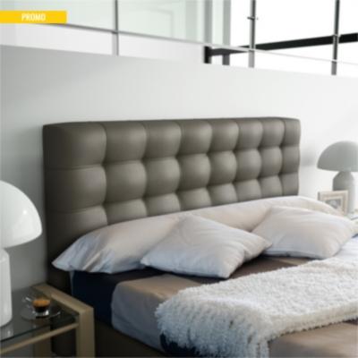 t te de lit capitonn e lady. Black Bedroom Furniture Sets. Home Design Ideas