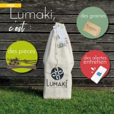 LUMAKI, idée végétale à construire