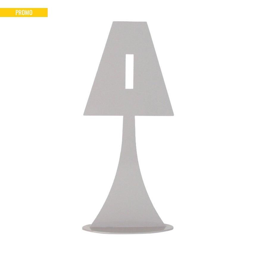 Bougeoir lampe en métal Chandelier Electic