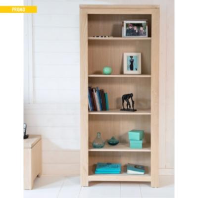 Bibliothèque moderne en chêne blanchi Boston - Bibliothèques et ...