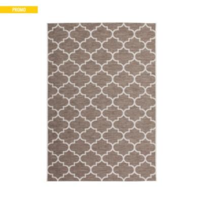 tapis moderne beige effet sisal bobo allotapis - Tapis Moderne