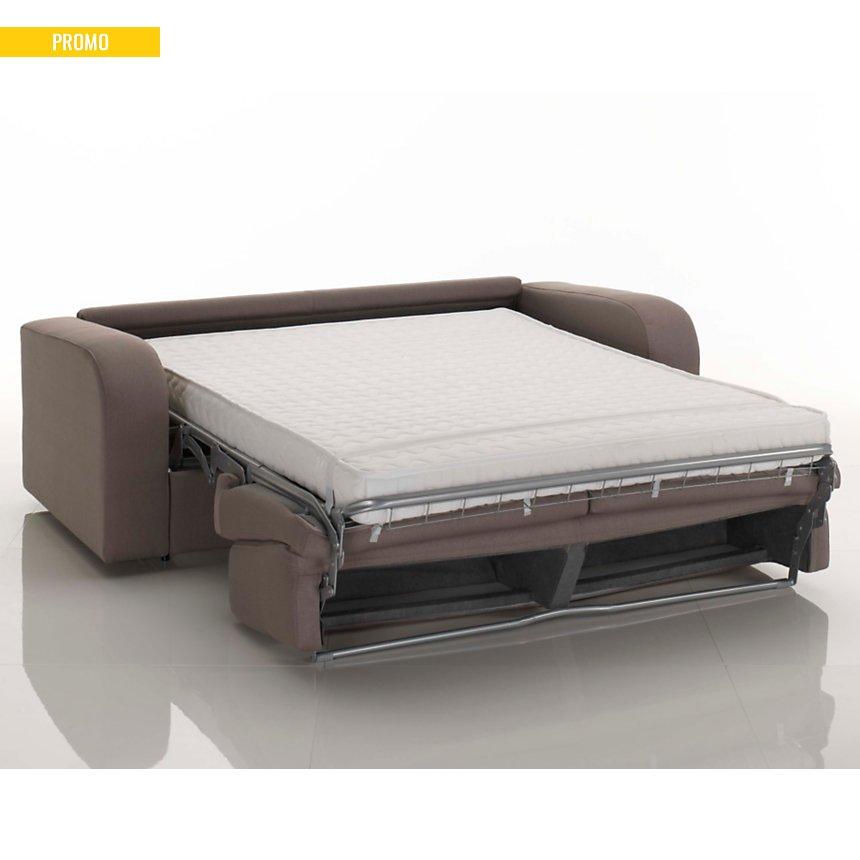 Canapé convertible tissu Moorea