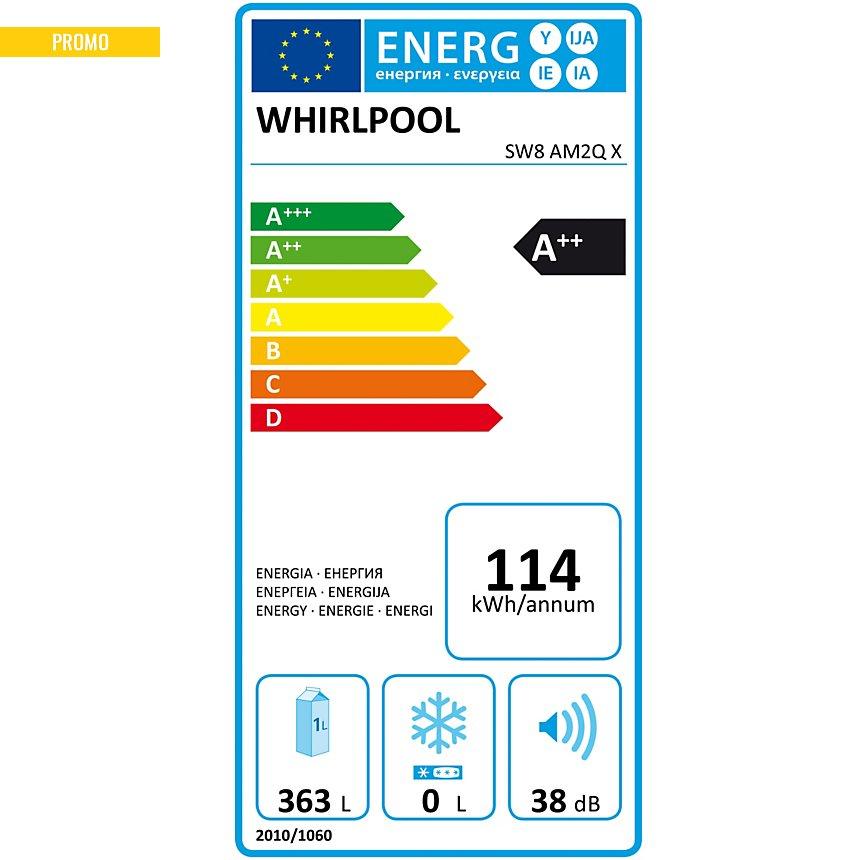 Réfrigérateur WHIRLPOOL SW8AM2QX