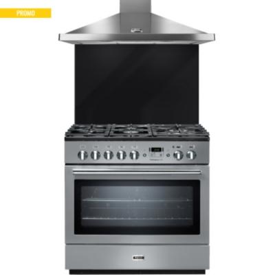 piano de cuisson FALCON PROFESSIONAL COLPR90DFXSS garanti 5 ans